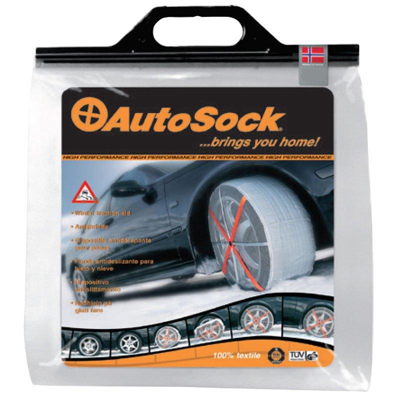 AutoSock 695 – textilní sněhové řetězy pro osobní auta